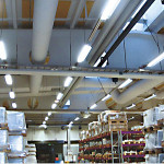Светодиодное освещение на производстве