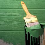 Акриловая краска и ее использования для фасада