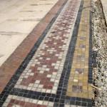 Дефекты мозаичных покрытий