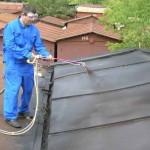 Как производится гидроизоляция крыши