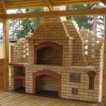 Печь-барбекю: особенности строительства
