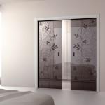 Раздвижные стеклянные перегородки для квартиры по размерам