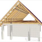 Разновидности систем устройства крыши