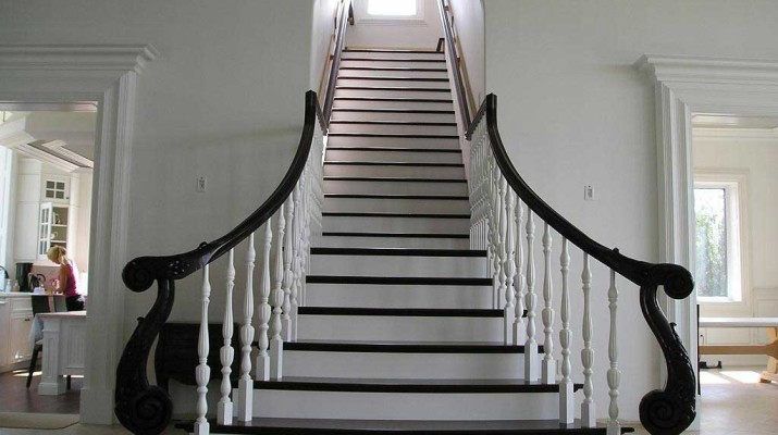 Методика расчёта лестницы