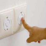 Особенности выбора розеток для детской комнаты
