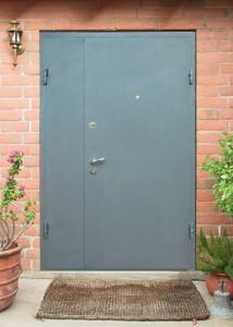 Особенности выбора железной двери для дома