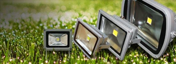 Положительные стороны светодиодных прожекторов
