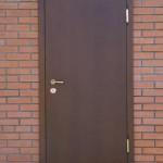 Правильно выбираем железную дверь для дома