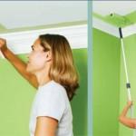 Водоэмульсионная краска для потолка и стен