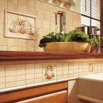 Как подобрать керамическую плитку для пола и стен
