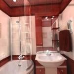 Как правильно подобрать дизайн маленькой ванной