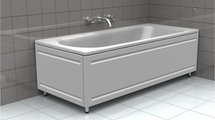 Стальная ванна: за и против