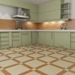 Ремонтируем пол на кухне