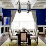 Как подобрать цвет и рисунок обоев для квартиры