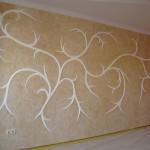 Штукатурка для декоративной отделки стен