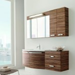 Элементы мебели для небольших ванных комнат