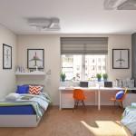 Обустройство рабочей зоны в детской комнате