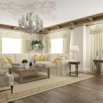 Прованс – французские нотки в интерьере помещения