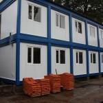 Современные модульные здания
