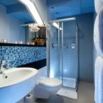 Современные тенденции при оформлении ванной комнаты