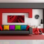 Роль цвета в интерьере