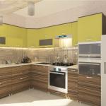 Модульные кухни: современная мебель