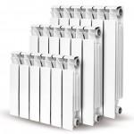 Особенности современных отопительных радиаторов из алюминия