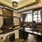 Как оборудовать комфортный кабинет дома