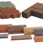 Популярные размеры брусчатки и плитки