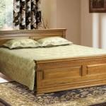 Главные особенности кроватей из натурального массива дерева